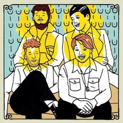 Mumford & Sons and Friends Daytrotter Session