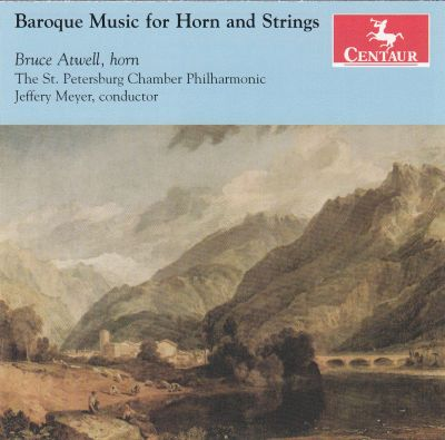 Baroque Music for Horn and Strings