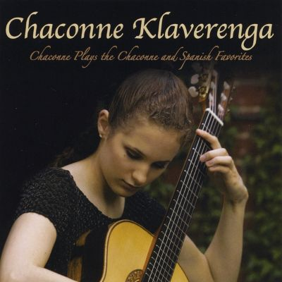 Plays Chaconne & Spanish Favorites