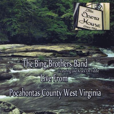 Live: Pocahontas County, West Virginia