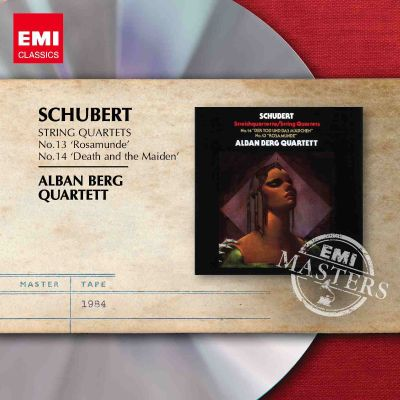 "Schubert: String Quartets Nos. 13 ""Rosamunde"" & 14 ""Death and the Maiden"""