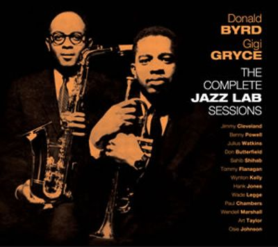 Complete Jazz Lab Sessions