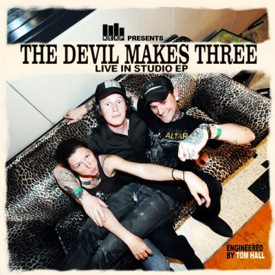 KEXP Presents the Devil Makes Three Live in Studio