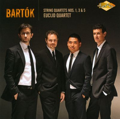 String Quartet No. 1 in A minor, Sz. 40, BB 52 (Op. 7)