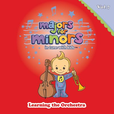 Majors For Minors, Vol. 7: Learning The Orchestra