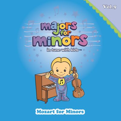 Majors For Minors, Vol. 9: Mozart For Minors