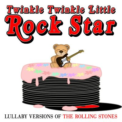 Lullaby Versions of The Rolling Stones