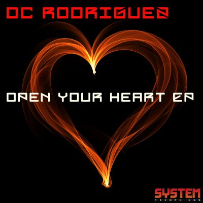 Open Your Heart EP