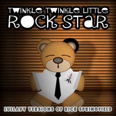 Lullaby Versions of Rick Springfield