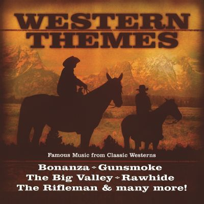 Westerns Theme Music : western themes famous music from classic westerns jim hendricks songs reviews credits ~ Hamham.info Haus und Dekorationen