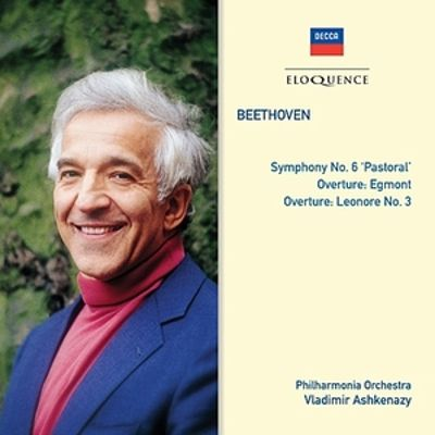 Beethoven: Symphony No. 6 'Pastoral'; Overture Egmont; Overture Leonore No. 3