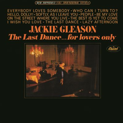 The Last Dance... For Lovers Only