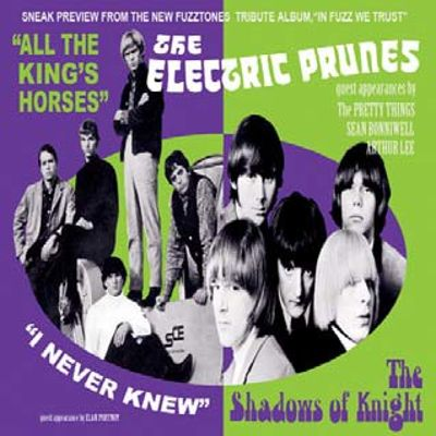 All the King's Horses/I Never Knew
