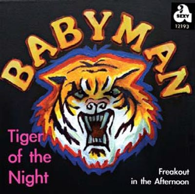 Tiger of the Night