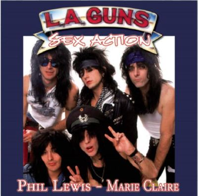 La Guns Sex Action 2