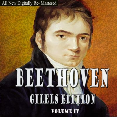 Beethoven Gilels Edition, Vol. 4