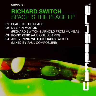 Space Is The Place EP