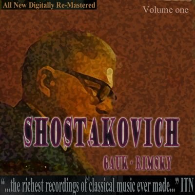 Symphony No. 11 in G minor, Op. 103 (The Year 1905)