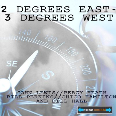 2 Degrees East 3 Degrees West