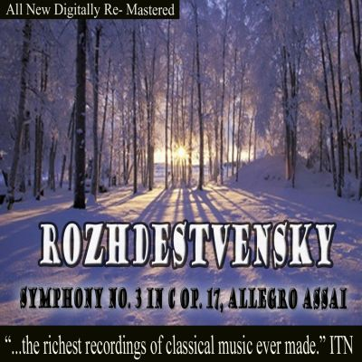 Shebalin: Symphony No. 3; Shaporin: The Flea Suite; Rakov: Sinfonietta; Symphony No. 3