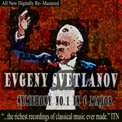 Balakirev: Symphony No. 1 in C major [14 Tracks]