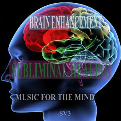 Increase Wealth Stress Meditation :Subliminal Healing Brain Enhancement Relieve SV3