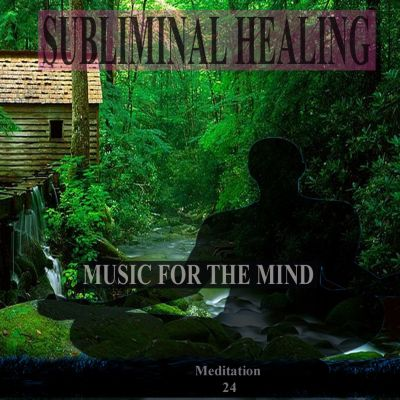 A  Wooded Escape: Subliminal Healing Brain Enhancement Relieve Stress Meditation 24