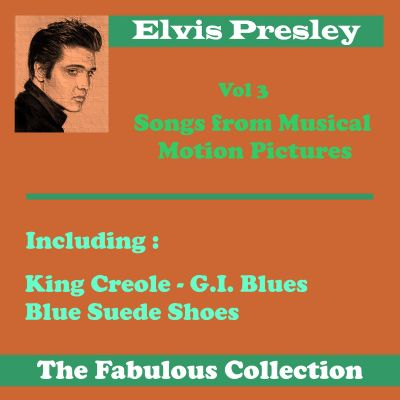 The Fabulous Collection, Vol. 3: Songs from Musical Motion Pictures
