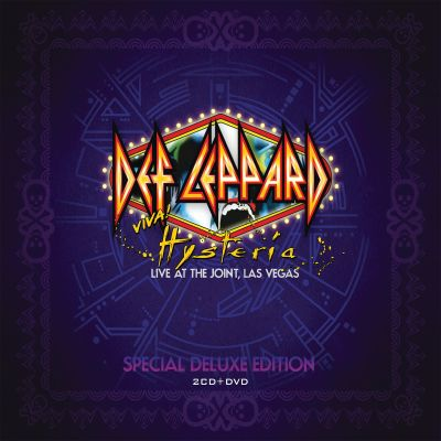 Viva! Hysteria: Live at the Joint, Las Vegas