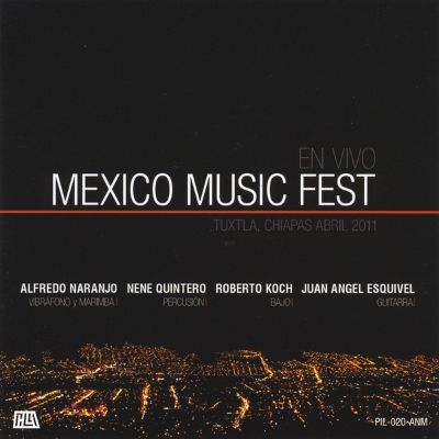 Mexico Music Fest (En Vivo, Tuxtla Chiapas Abril 2011)