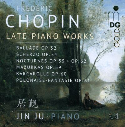 Chopin: Late Piano Works, Vol. 1
