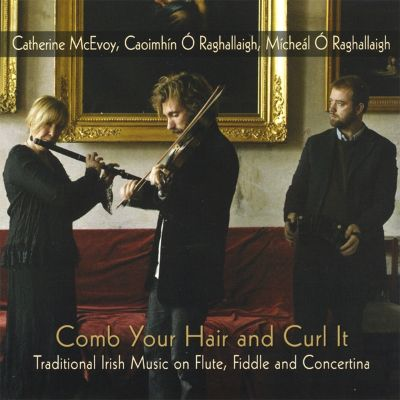Comb Your Hair and Curl It