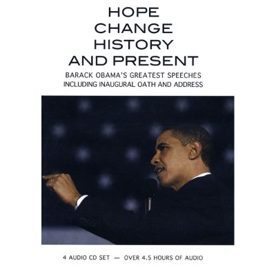 Hope Change and History