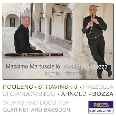 Works and Duos for Clarinet and Bassoon