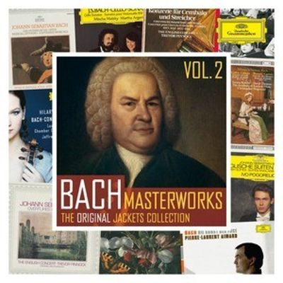 Bach Masterworks: The Original Jackets Collection, Vol. 2