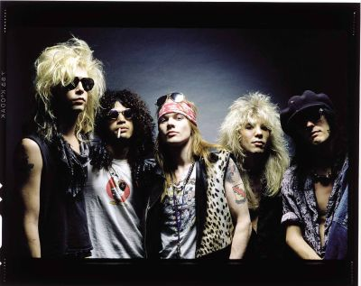 Sex drug and rock and roll gun n roses