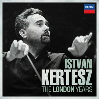 Istvan Kertesz: The London Years