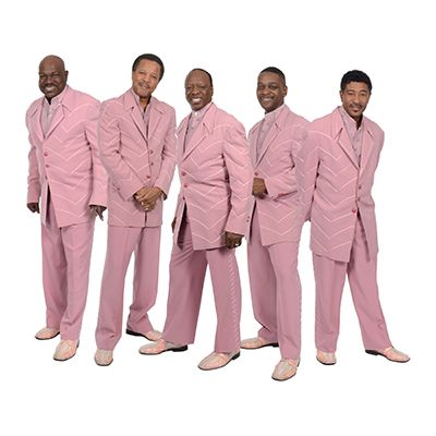 Image result for the spinners 2019 band