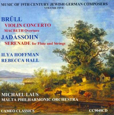 Music of 19th Century Jewish German Composers, Vol. 5