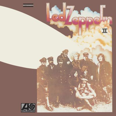 Led zeppelin ii deluxe edition led zeppelin release info led zeppelin ii deluxe edition malvernweather Choice Image
