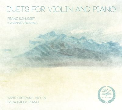 Schubert, Brahms: Duets for Violin and Piano