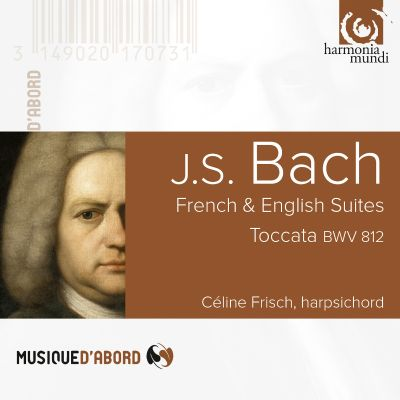 Bach: French & English Suites; Toccata