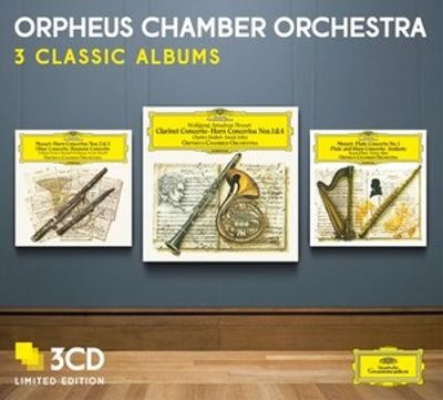Opheus Chamber Orchestra: 3 Classic Albums [Limited Edition]