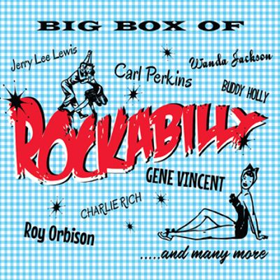 Big Box of Rockbilly