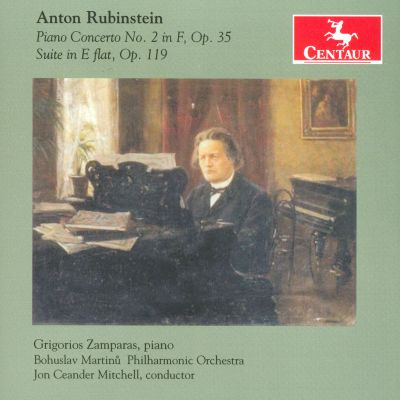 Anton Rubinstein: Piano Concerto No. 2; Suite