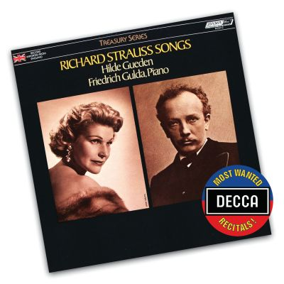 Richard Strauss: Songs