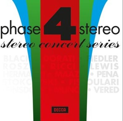 Phase 4 Stereo: Stereo Concert Series