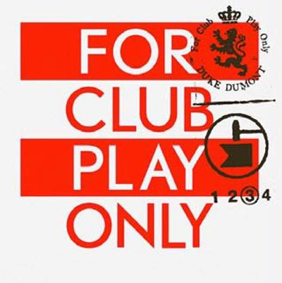 For Club Play Only, Vol. 3