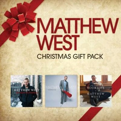 Matthew West Gift Pack: the Heart of Christmas/Something To Say ...