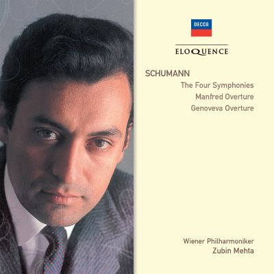Schumann: The Four Symphonies; Manfred Overture; Genoveva Overture